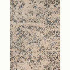 "Kivi Ivory Ink Rug - Magnolia Market | Chip & Joanna Gaines *6'-7"" x 9'-2"""