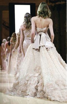 Elie Saab #wedding #dress
