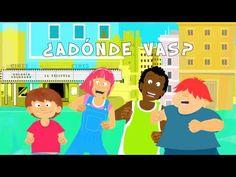 Rockalingua - fun musical spanish videos