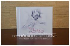 Foto Álbum Exclusivo: Álbum de Batismo