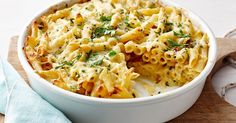 Ascend to pasta heaven with this creamy, garlicky, cheesy carbonara pasta slice.