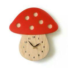 I love mushrooms