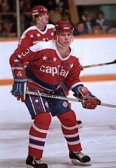 Scott Stevens | Washington Capitals | NHL | Hockey