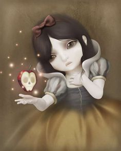 snow white. david ho