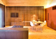 Hotel Gasthof Hinteregger - Matrei in Osttirol - Holzbaupreis 2011