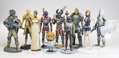 Turn Any In-Game Character into a Real-Life 3D Printed Figurine