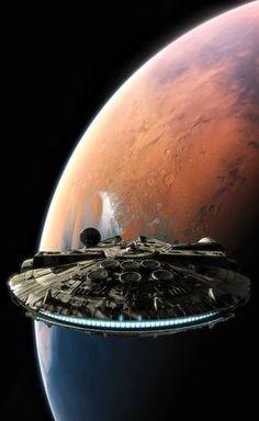 Star Wars - Faucon Millenium