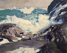 <BR>Frederick Waugh (1861-1940)