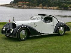 1934 Voisin C27 Aerosport Coupe  OLD SCHOOL!