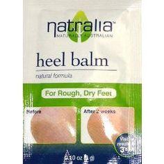 Free Sample of Natralia Heel Balm - http://getfreesampleswithoutsurveys.com/free-sample-of-natralia-heel-balm