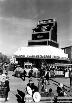1939 World's Fair national cash register