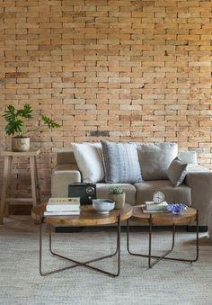 Mueble ikea blanco + mesa roble/blanco + aparador roble + mesa ...