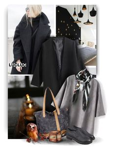 """""""Beautiful Autumn Time - LUCLUC Fashion"""" by christiana40 ❤ liked on Polyvore"""