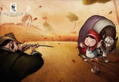 WWF Kids: A Fairy tale of Red Riding Hood