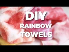 The Official Store for Tulip Tie-dye Products. Learn how to tie dye with our easy instructions and various techniques. Create all your favorite tie-dye designs with 1 kit. Diy Tie Dye Towels, Tulip Tie Dye, Tie Dye Party, Pink Dye, Tie Dye Kit, Tie Dye Crafts, How To Tie Dye, Tie Dye Designs, Party Kit