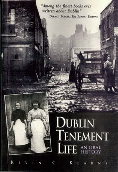 Dublin Tenament Life I've not read it yet Old Pictures, Old Photos, Books To Read, My Books, Best Book Covers, Photo Engraving, Cool Books, Slums, Love Book