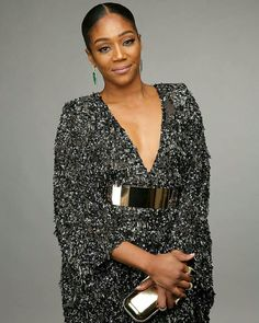 Tiffany Haddish With Her Grown Up Keanu Kitten Renamed Catonic Originally Clementine