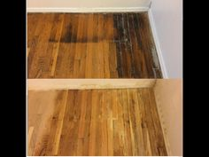 (55) How to remove pet urine stains from wood floors GUARANTEED - YouTube How
