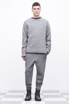 FALL 2013 MENSWEAR  T by Alexander Wang