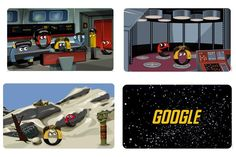 Google - On the occasion of the 46th anniversary of Star Trek: The Original Series