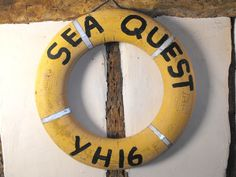 Vintage Life Buoy from 1930