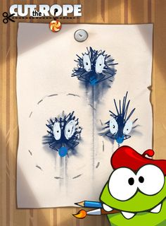Cut the rope love this game