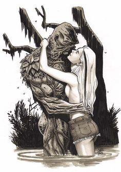 Swamp Thing - Cameron Stewart