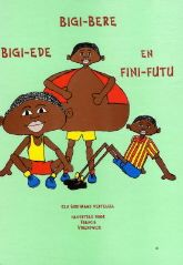 Bigi-Bere, Bigi-Ede en Fini-Futu ( deBoekensalon.nl ) is een komisch lees en voorlees boekje voor kinderen van 3 tot en met 6 jaar.