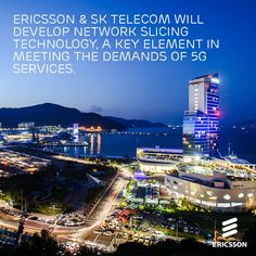 Join Ericsson's innovators and SKTworld in pushing the boundaries of mobile connectivity to shape the future of 5G!