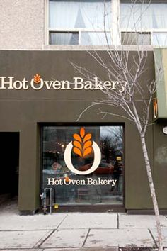 "Hot Oven Bakery (2226 Bloor west) ""From freshly baked breads, rolls and baguettes to pastries, cookies and cakes, famous savoury pies and quiches"""