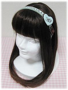 Angelic Pretty » Headwear » Melty Chocolate Headband