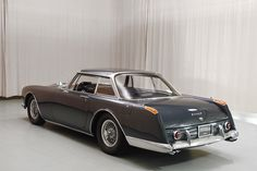 FACEL VEGA Facel II 1964 AR  Maintenance/restoration of old/vintage vehicles: the material for new cogs/casters/gears/pads could be cast polyamide which I (Cast polyamide) can produce. My contact: tatjana.alic@windowslive.com