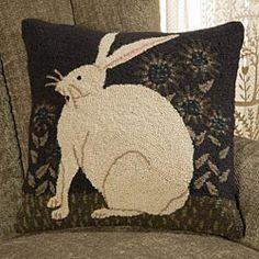 Pillow idea from Sturbridge Yankee