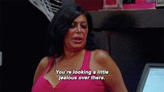 """You know the only way to deal with haters is confrontation. 