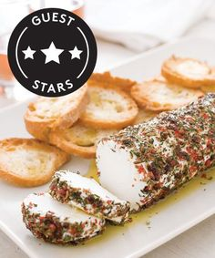 Easy Appetizer Ideas - Quick No Cook Holiday Recipes   Four simple make-ahead appetizers from America's Test Kitchen. #refinery29 http://www.refinery29.com/easy-appetizers
