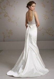 Open Back Wedding Dresses — Wedding Ideas, Wedding Trends, and Wedding Galleries