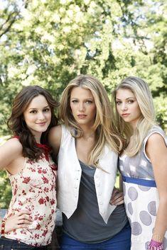 Gossip Girl S1 Cast Promotional Photo