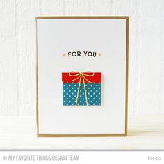 So Much Love Stamp Set, Big Birthday Sentiments Stamp Set, Birthday Balloons Die-namics, Big Birthday Balloons Die-namics, Pop-Up Elements Narrow Die-namics, Blueprints 19 Die-namics, Blueprints 26 Die-namics - Torico #mftstamps