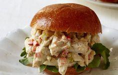 Crab Salad Sandwich with Old Bay Dressing | Recipes | Giada De Laurentiis