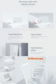 When the presentations really matter. Inspired by the work of the best designers, we made an excellent set of mockups for your projects. Each set contains a changeable light as well as a hard shadow created especially for this scene. Shadows created uniquely for each scene and perfectly balanced and complement the composition. Free Photoshop, Free Graphics, Mockup Templates, Shadows, Composition, Print Design, Cool Designs, Designers, Scene