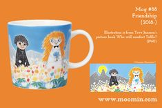 'Friendship' Moomin mug – worldwide availability only from moomin.com - Moomin : Moomin