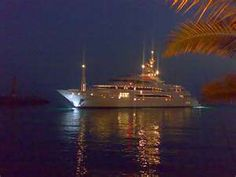 One of the world's largest superyachts, Amevi