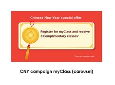 CNY Digital Campaign