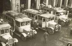 Resultado de imagen para autobuses de 1910