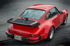 FALL '13 PCA Open House - '75 Porsche 930 Turbo Whale Tail | Flickr - Photo Sharing!