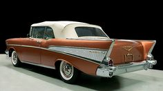 1957 Chevrolet Bel Air Convertible 283/220 HP, Automatic
