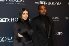 Kim Kardashian and Kanye West live their life in the public eye, so it should come as no surprise that they're talking openly about their efforts to give daughter North a sibling. Kim K And Kanye, Kim Kardashian Kanye West, Kardashian Photos, Kardashian Jenner, Celebrity Couples, Celebrity News, Celebrity Gossip, Kanye West Live, Black Is Beautiful