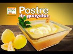 Postre de guayaba - YouTube