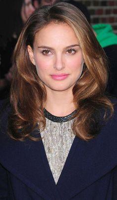 Natalie Portman, love the softness and beautiful color!