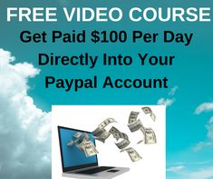FREE Video Course Exposes How One Newbie Made $19,387 in 24 Hours #howtomakemoney #makethatmoney #workathome #workfromhome #homebusiness #internetmarketing #onlinejobs #coronawirus #lockdown #stayhome #pandemic #quaratine #facemask #ppe #KN95 #N95 #Covid19 #stayathome Online Cash, Online Jobs, Make Money Online, How To Make Money, Internet Marketing Course, Online Marketing, Home Based Business, Seo, Improve Yourself